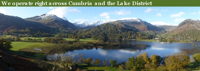Joinery Services across Cumbria and the Lake District